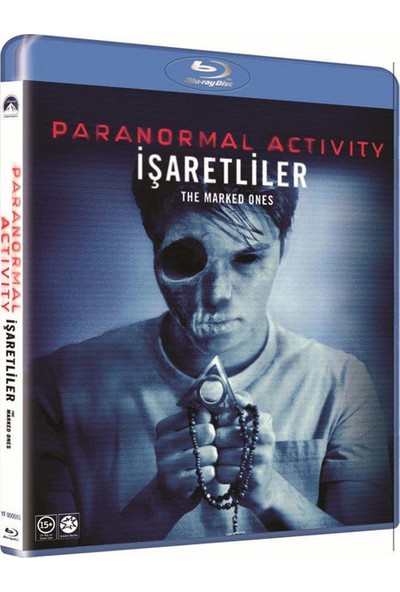 Paranormal Activity: İşaretliler (Paranormal Activity: The Marked Ones) Blu-Ray
