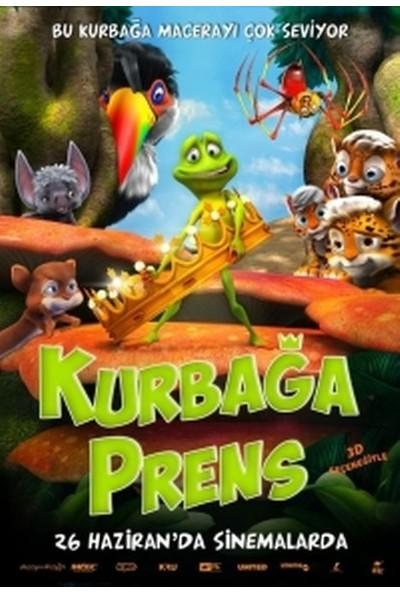 Kurbağa Prens DVD
