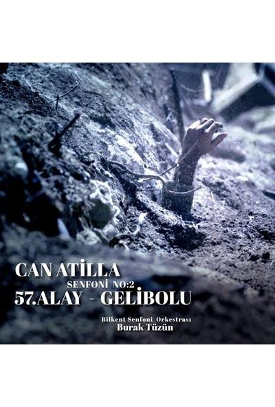 Can Atilla - Symphony No: 2 - 57. Alay Gelibolu PLAK