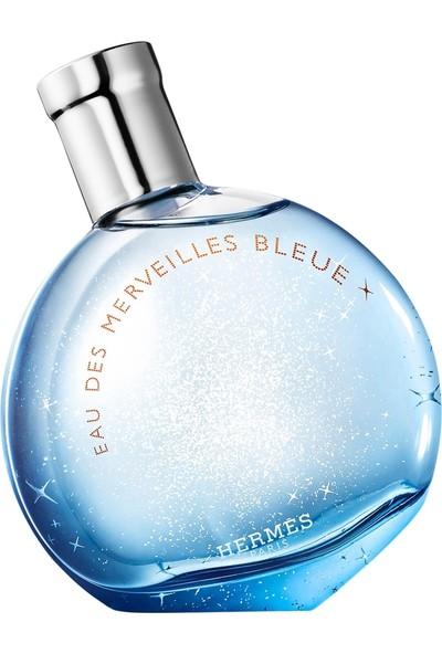 Hermes Eau Des Merveilles Bleue EDT 50 ml - Bayan Parfümü
