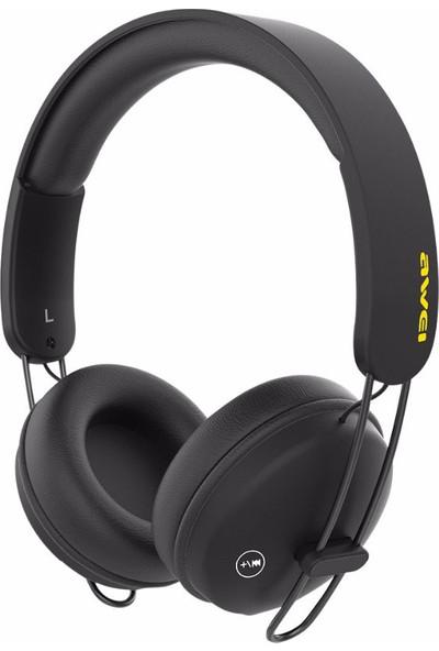 Awei Kablosuz Bluetooth Kulaklık A800BL - Siyah