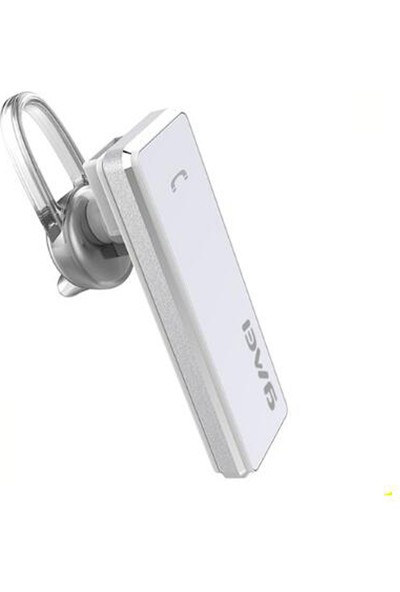 Awei Kablosuz Bluetooth Kulaklık A850BL - Beyaz