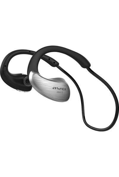 Awei Kablosuz Bluetooth Kulaklık A885BL - Gri