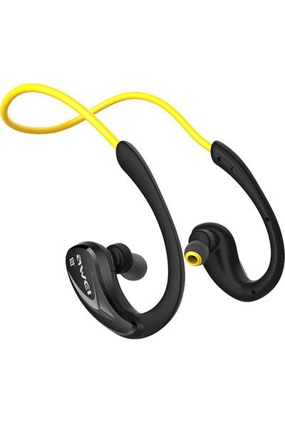 Awei Kablosuz Bluetooth Kulaklık A880BL - Sarı
