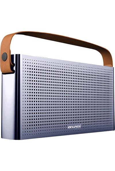 Awei Kablosuz Bluetooth Hoparlör Y300 - Altın