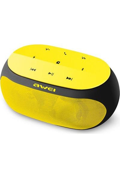 Awei Kablosuz Bluetooth Hoparlör Y200 - Beyaz