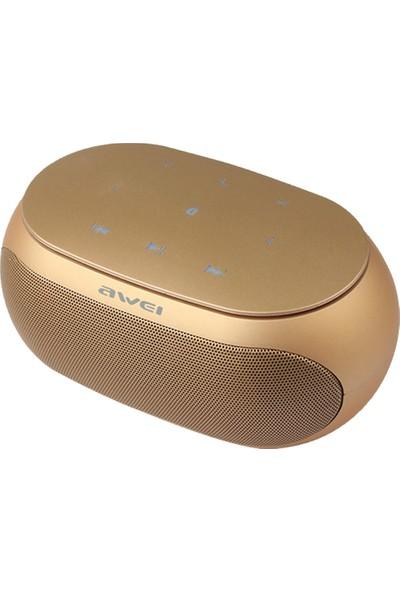 Awei Kablosuz Bluetooth Hoparlör Y200 - Kırmızı