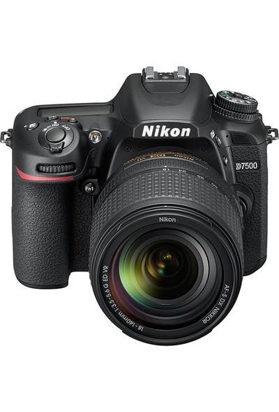 Nikon D7500 18-140mm VR Kit İthalatçı Garantili