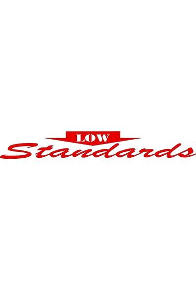 Smoke Low Standars Sticker