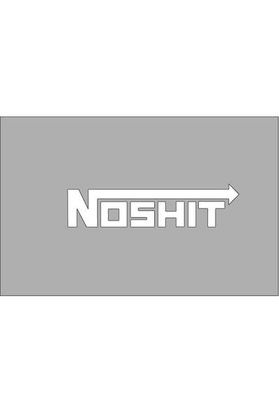 Smoke Noshit Sticker