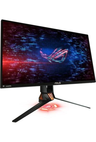 "Asus ROG STRIX PG27VQ 27"" 165 Hz 1ms (HDMI+Display) Gsync QHD Led Monitör"