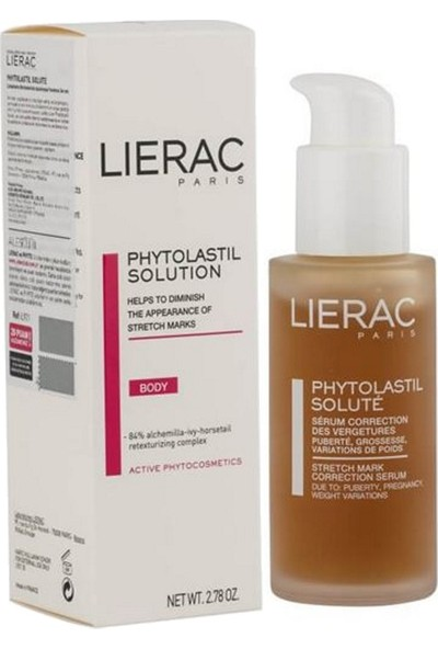 Lierac Phytolastil Solute 75 Ml - Çatlak Bakım Serumu