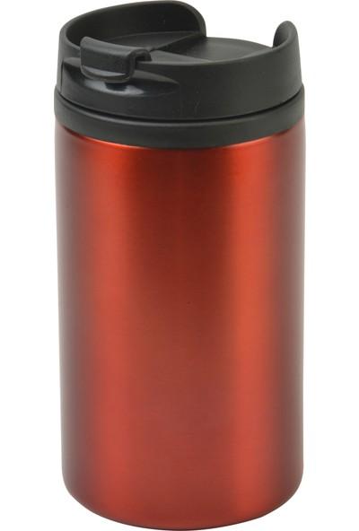 Allmug - Mat Kırmızı Mug