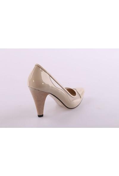 Dgn 189 Kadın Topuklu Ayakkabı