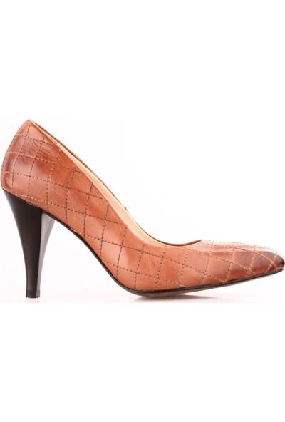 Dgn 261 Kadın Topuklu Ayakkabı