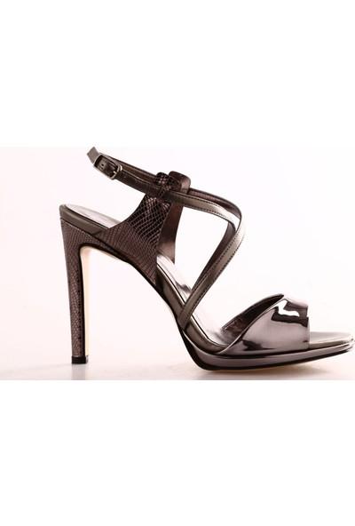 Dgn 589-7159 Kadın Abiye Ayakkabı