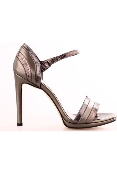 Dgn 589-7164 Kadın Abiye Ayakkabı