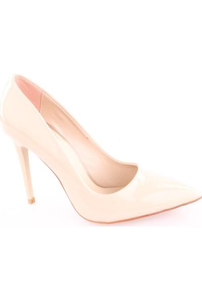 Dgn 1770 Kadın Stiletto Ayakkabı