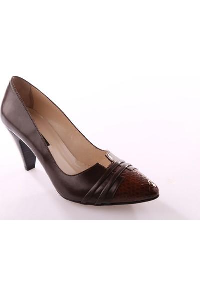 Dgn 268 Kadın Topuklu Ayakkabı