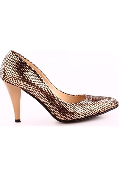 Dgn 199 Kadın Topuklu Ayakkabı