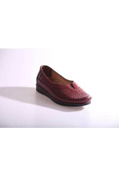 Forelli 23424 Kadın Rok Ayakkabı