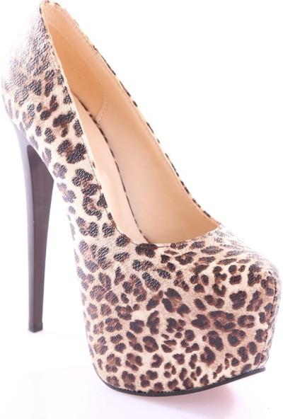 Guiza 3000 Kadın Gizli Yüksek Platform Ayakkabı