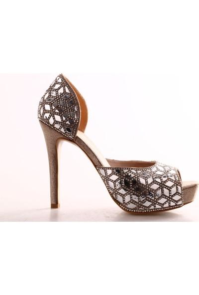 Isabel 3123 Kadın Gizli Platform Ayakkabı