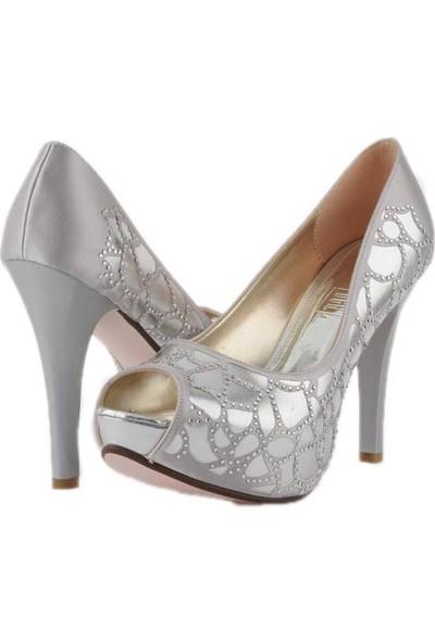 Smilee Abiye Platform Ayakkabı