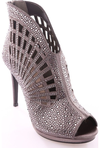 Viva 6Y8303 Krıste Bell Kadın Abiye Ayakkabı