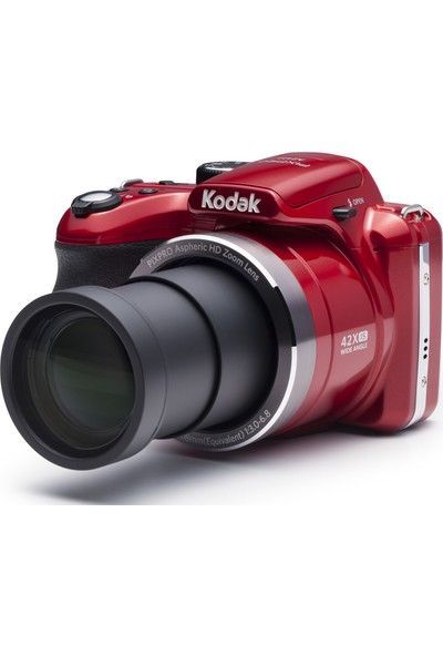 Kodak Pixpro Astro Zoom AZ422 - Kırmızı
