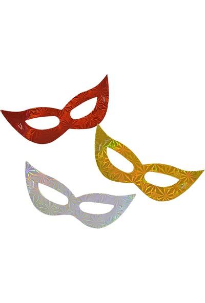 Yılbaşı Maske 6'lı