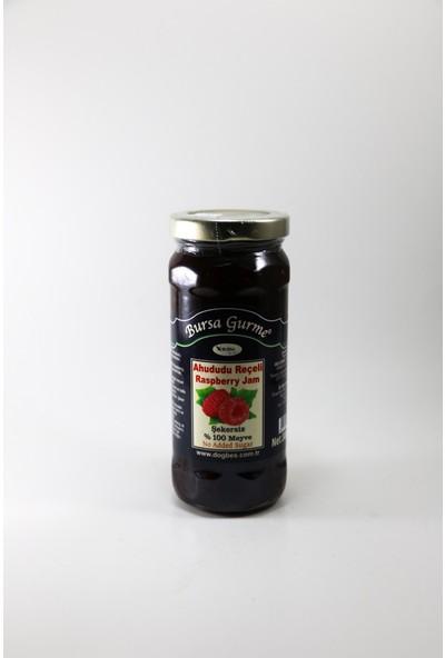 Bursa Gurme Ahududu Reçeli Şekersiz Meyve 300 gr