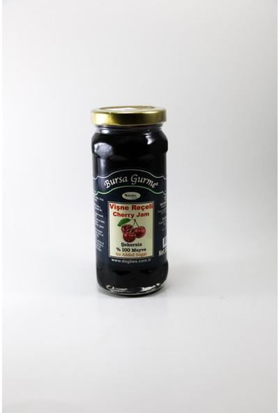 Bursa Gurme Vişne Reçeli Şekersiz Meyve 300 gr
