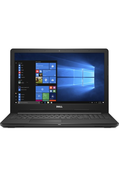 "Dell Inspiron 3576 Intel Core i5 7200U 4GB 1TB R5 M430 Freedos 15.6"" FHD Taşınabilir Bilgisayar FHDB20F41C"