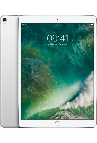 "Apple iPad Pro WiFi Cellular 256GB 12.9"" QHD 4G Tablet - Silver MPA52TU/A"