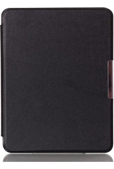 Kobo Aura h2o E-kitap Okuyucu Kılıfı Siyah