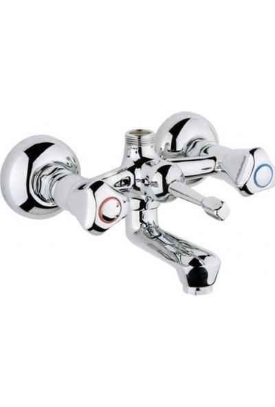 Kare Alfa Banyo Bataryası