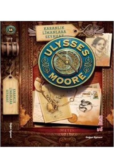 Ulysses Moore 14 Karanlık Limanlara Seyahat- Sc Geçişi - Pierdomenico Baccalario