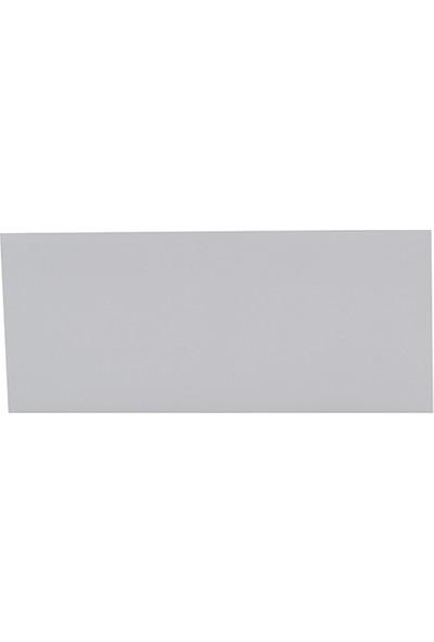 Oyal Penceresiz Diplomat Zarf Beyaz Silikonlu 105x240 mm 110 gr 500..