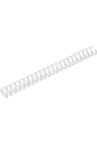 Mapiwire Kutu Tel Spiral 5/8 inç 50'li Renk - Mavi
