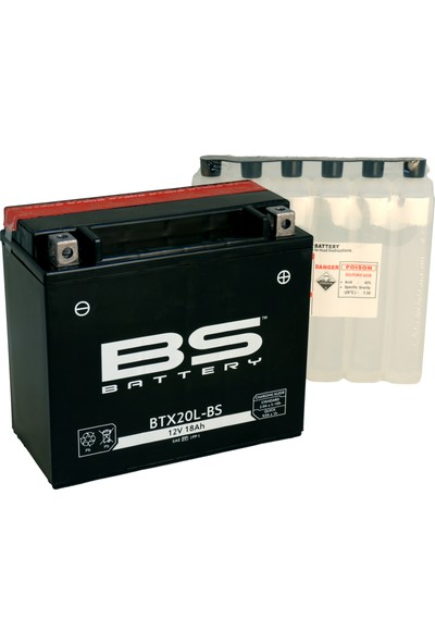 Bs Btx20L-Bs Akü