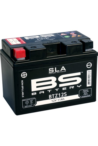 Bs Sla - Btz12S Akü