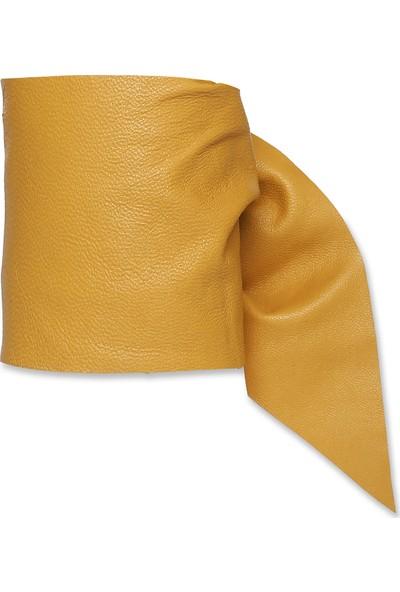 Bey'S Halkalı Sarı Bileklik