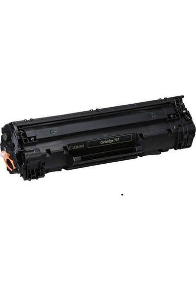 Yüzde Yüz Toner CRG-737 Toner Muadil Canon i-SENSYS MF211 / MF216 CRG737