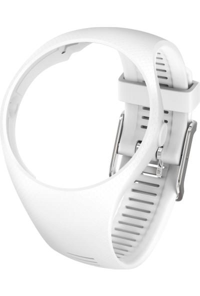 Polar M200 Bilek Kayışı White (Beyaz) M/L