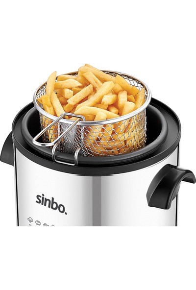 Sinbo Sdf 3832 Fritöz