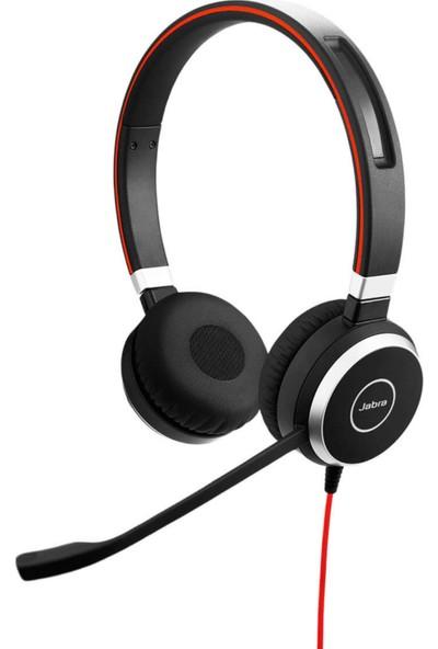 Jabra Evolve 40 DUO USB NC MS Kulaklık