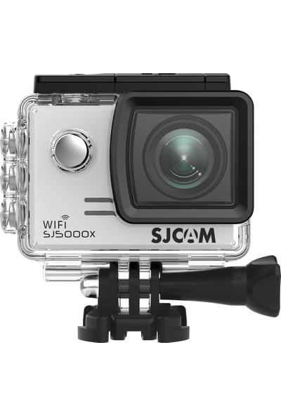 SJCAM SJ5000X Elite Wi-Fi 4K Aksiyon Kamerası-Gümüş