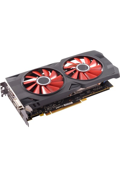 XFX AMD Radeon RX 570 RS XXX ED. 4GB OC+ 256 bit GDDR5 DX(12) PCI-E 3.0 Ekran Kartı (XFX-RX-570P4DFD6)