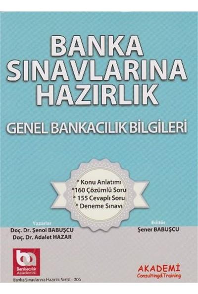 Banka Sınavları Genel Bankacılık Bilgileri